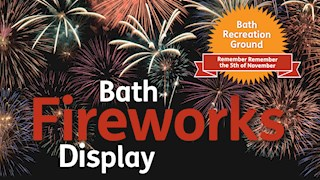 Bath Fireworks Display 2016