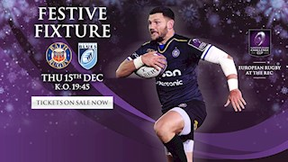Christmas game against Cardiff now on sale