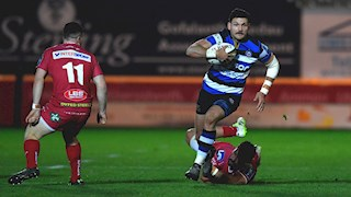 Second half fightback too strong for Bath Rugby