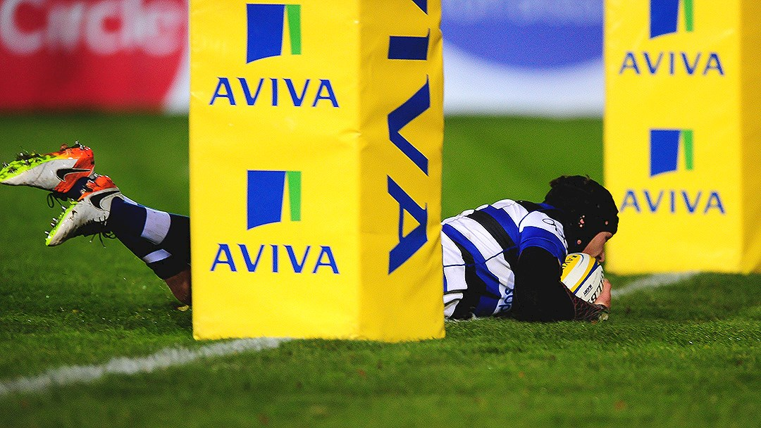 Bath Rugby claim derby rights in front of record crowd