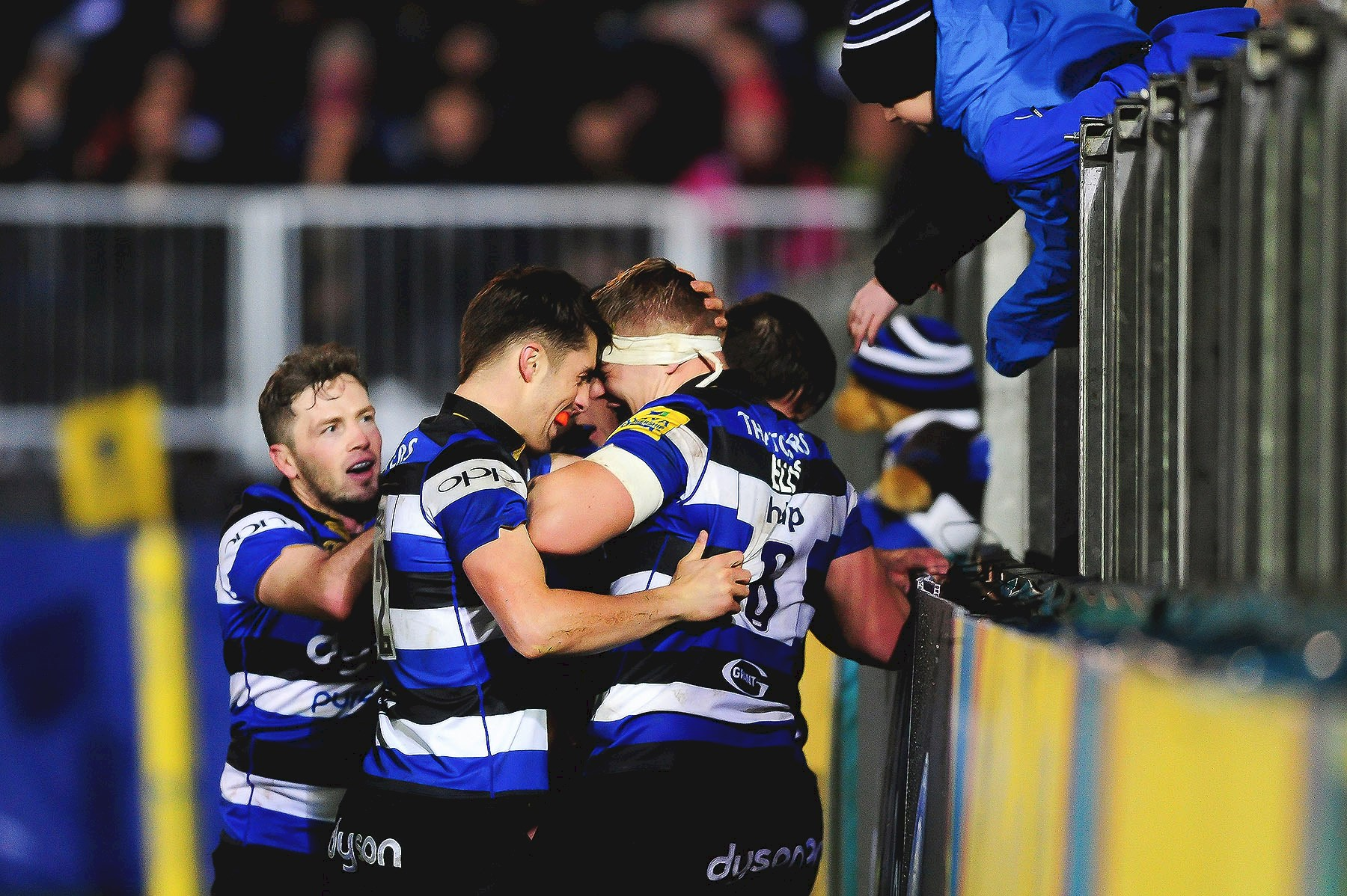 Bath Rugby v Bristol Rugby Match Review