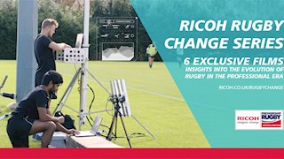 Ricoh Rugby Change Series goes live! Download the exclusive report analysing the game's key trends and changes