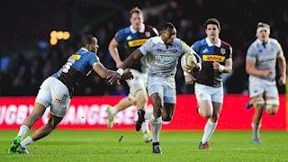 Narrow loss for Bath Rugby at the Stoop