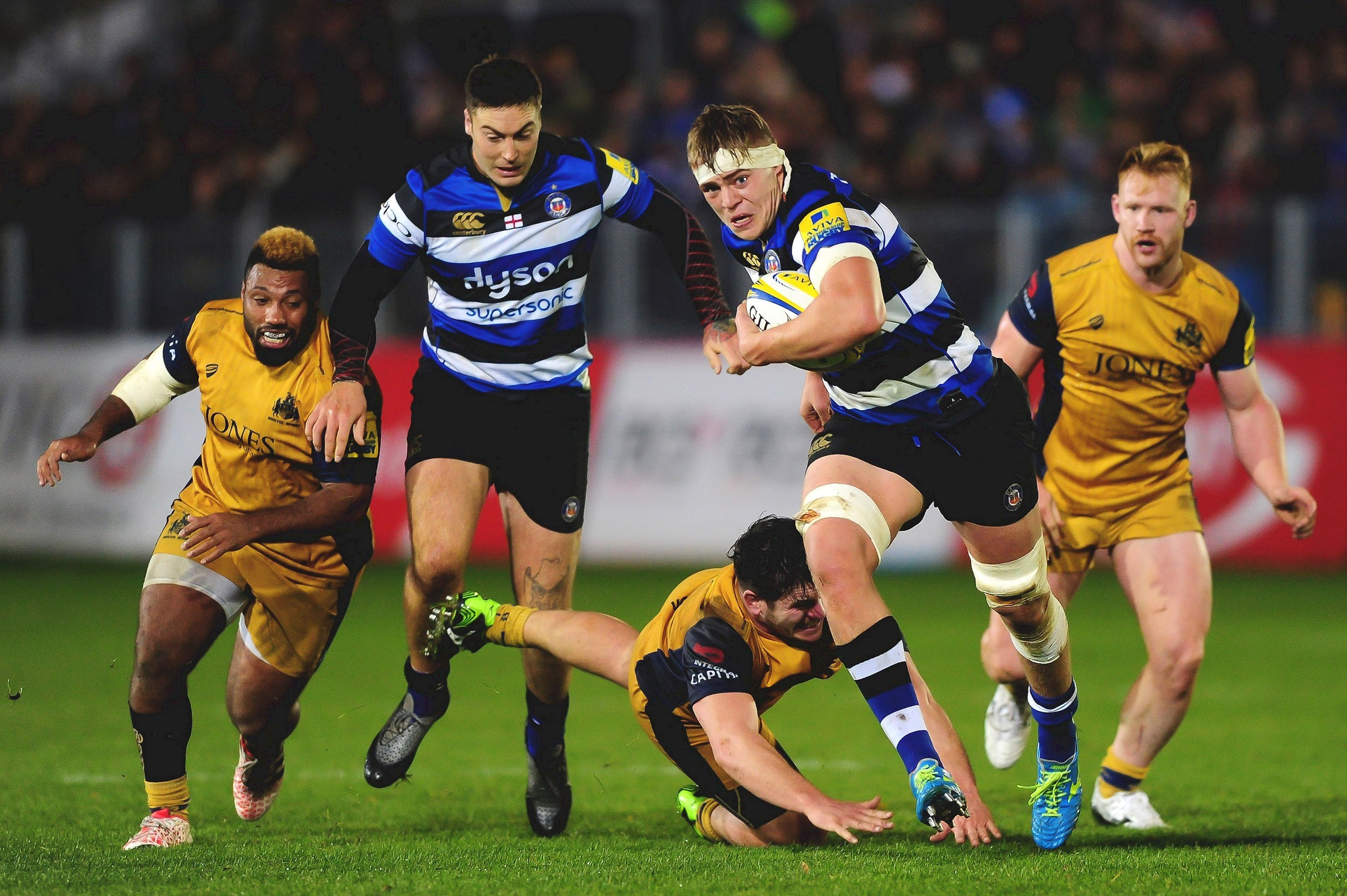 Trio extend Bath Rugby contracts