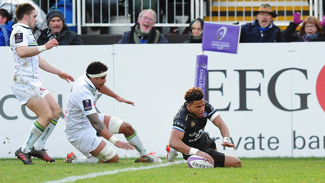 Perfect 10 from Bath Rugby secures quarter-final place