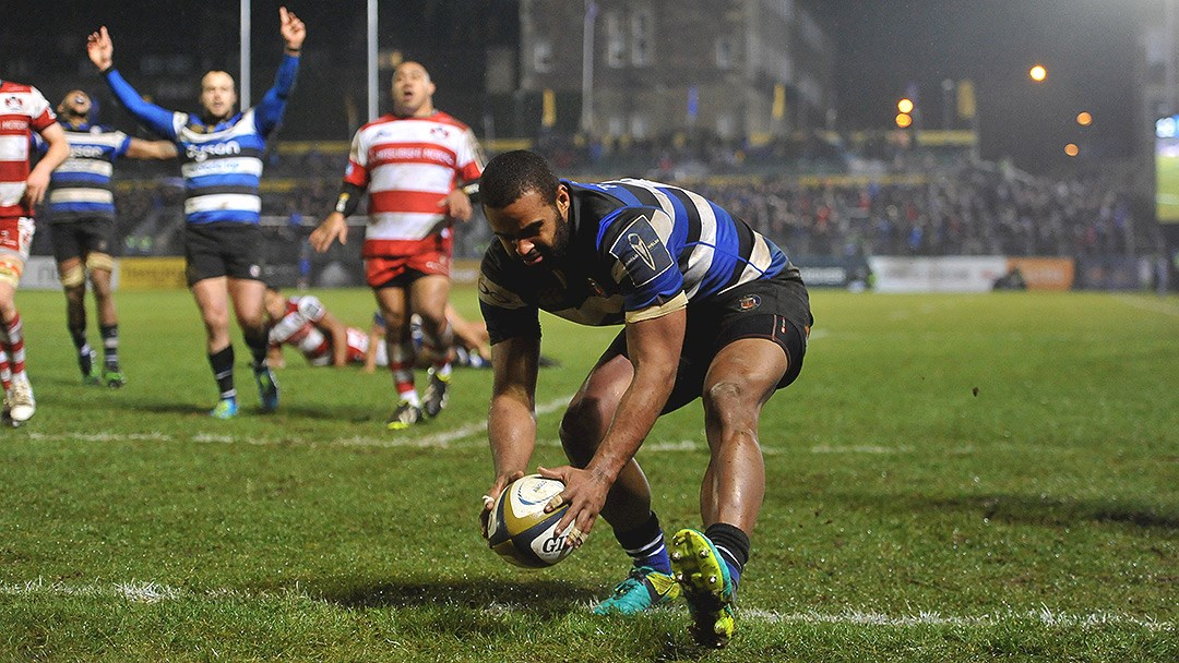 Bath Rugby share derby spoils after last-gasp Gloucester try