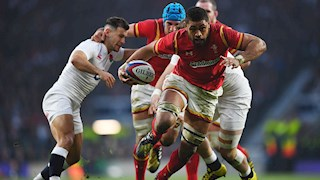 Faletau in Wales squad for England game