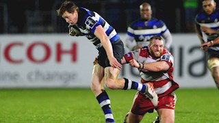 Davies comes in for Wilson on the wing against Harlequins