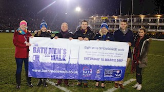 Sign up for the Bath Men's Walk