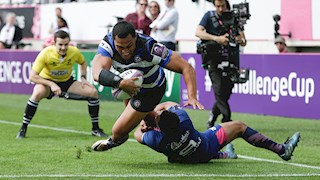 Stade Francais clinch victory at the death against Bath Rugby