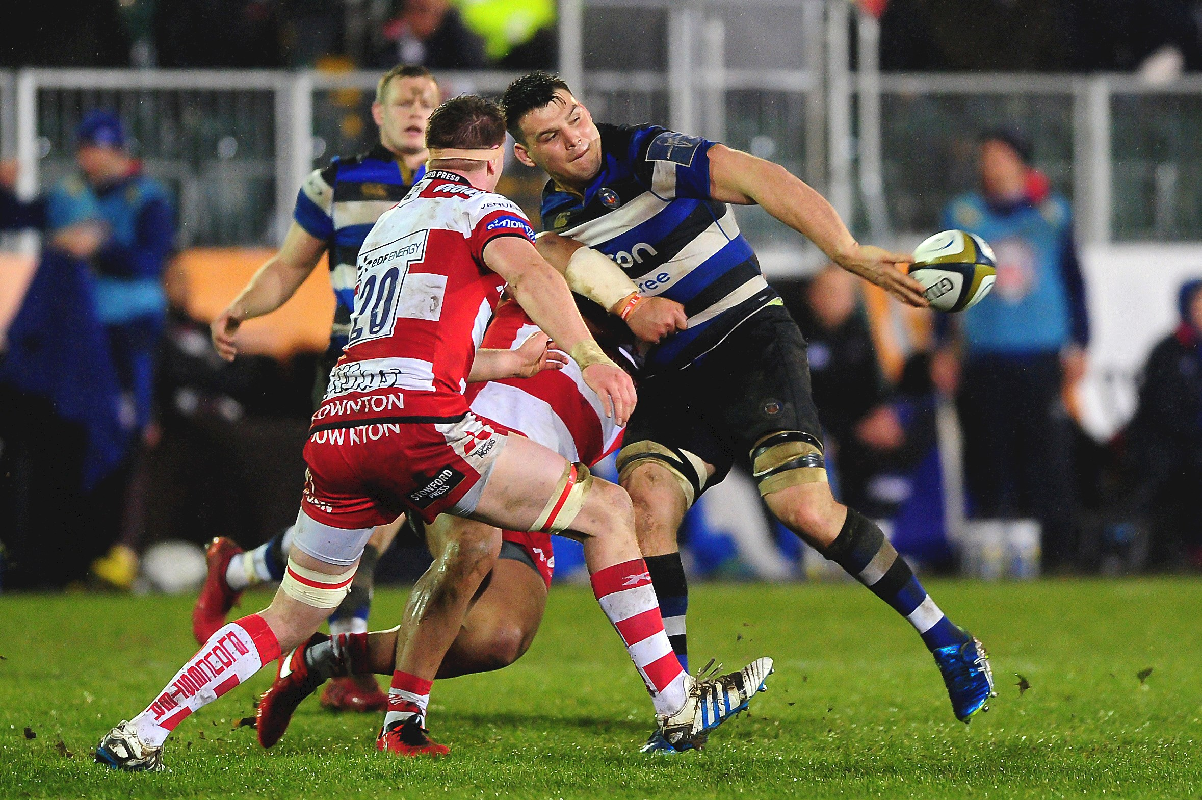 Sisi to leave Bath Rugby at the end of the season