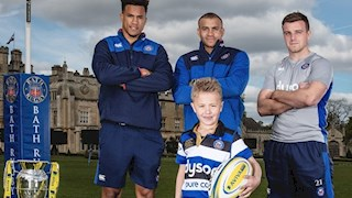 Bath Rugby stars reveal the things you didn't know when quizzed by next generation of fans