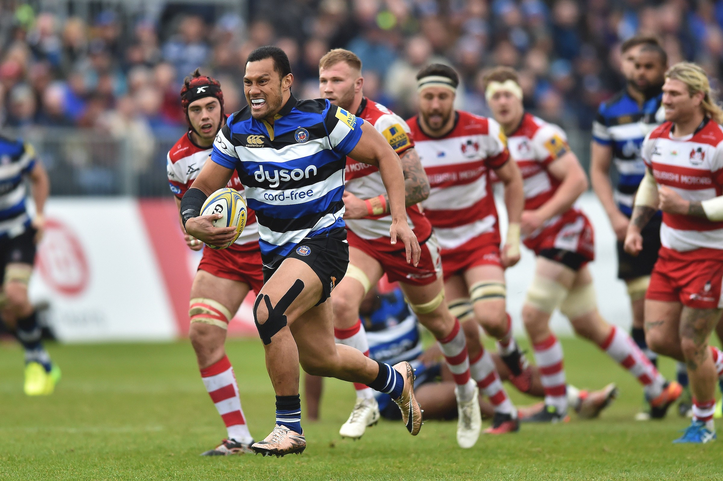 Fruean and Stooke to start for Bath United against the UK Armed Forces