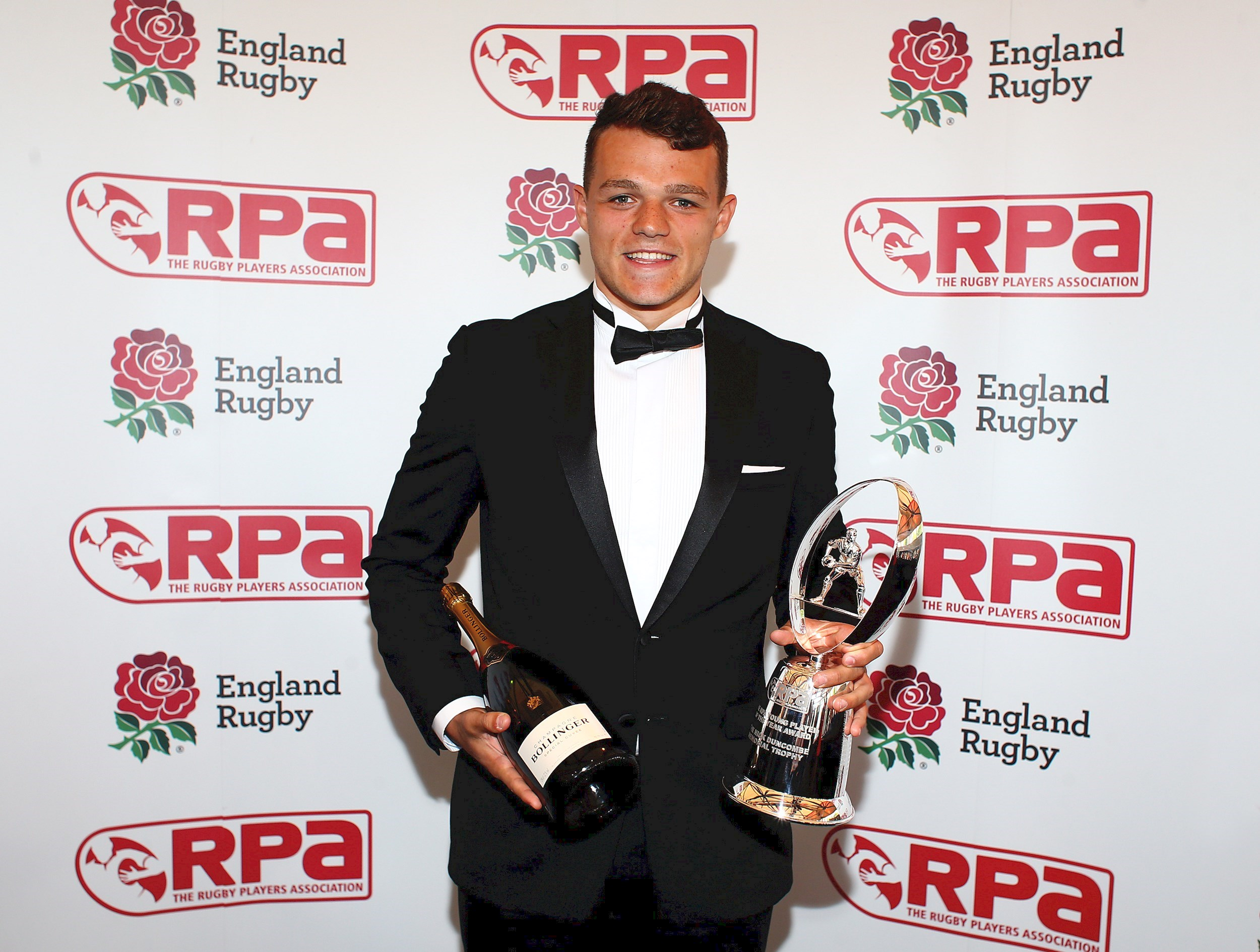 Mercer named RPA Young Player of the Year