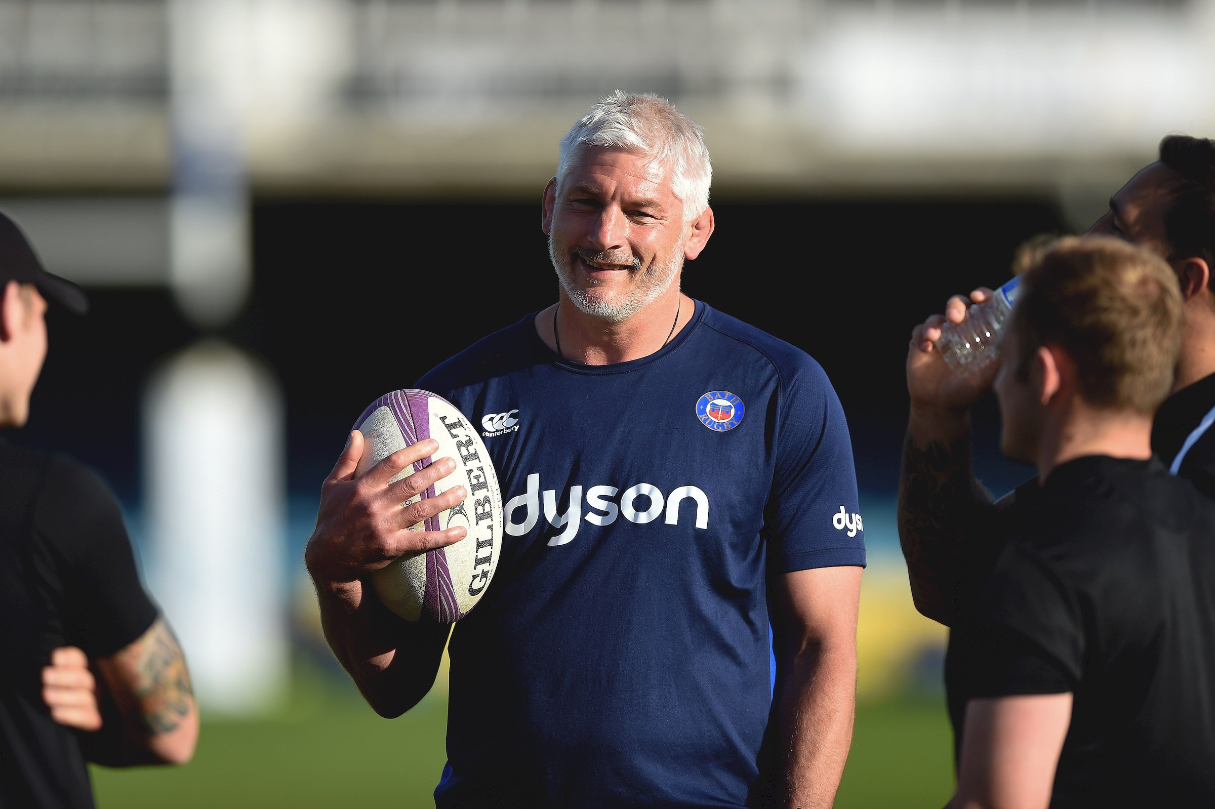 Blackadder looks back on first season with Bath Rugby