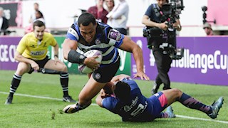 Fruean signs for Edinburgh Rugby