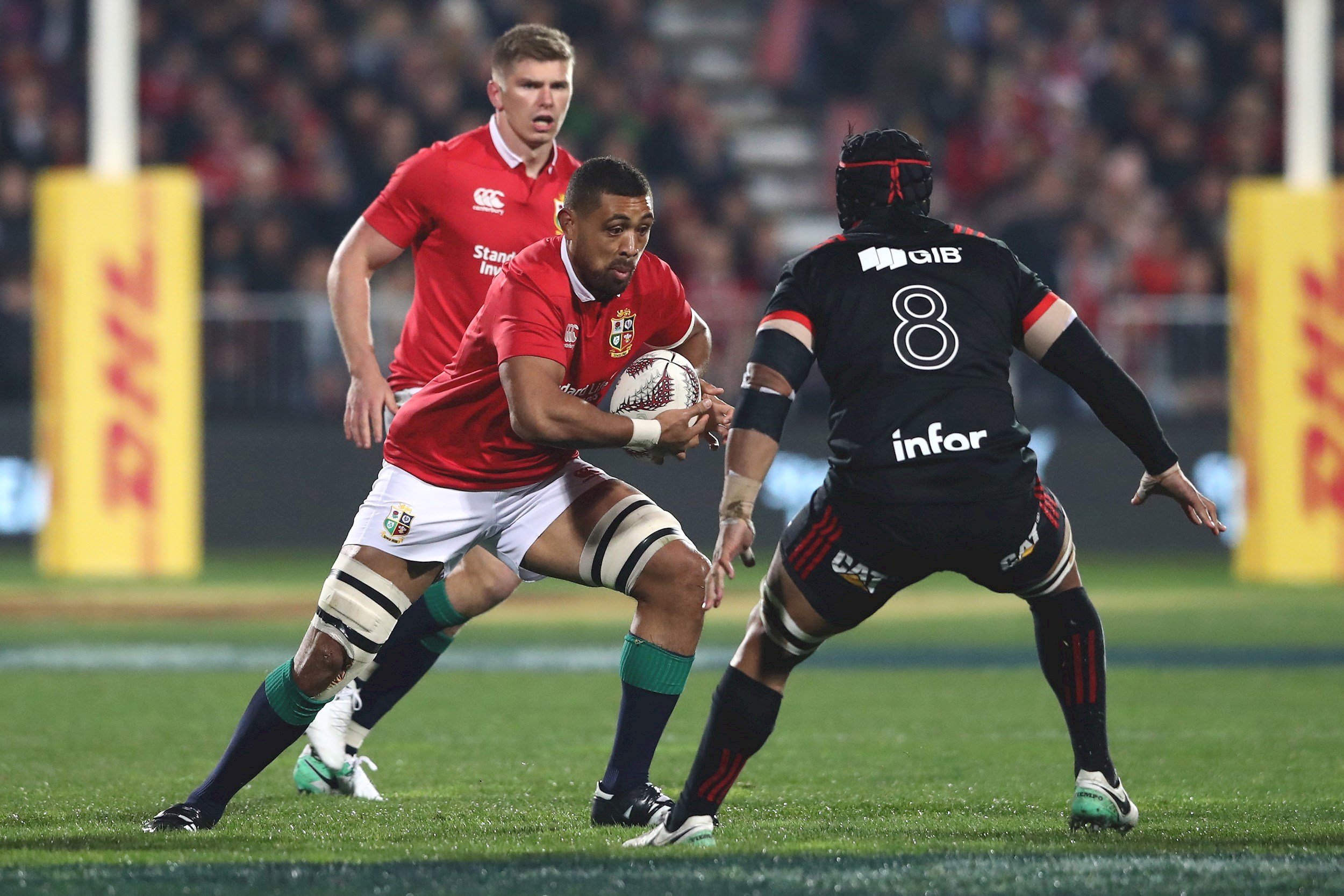 Faletau and Watson to start first Lions Test