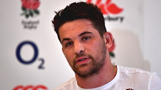 England team named for second test against Argentina