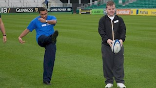 Bath Rugby Foundation launch 'Get Active into Work' programme