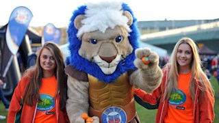 Bath Rugby joins Jaffa at Trowbridge Tesco