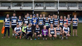 Bath Rugby Foundation chosen as Bath Half 2015 'Local Charity of the Year'
