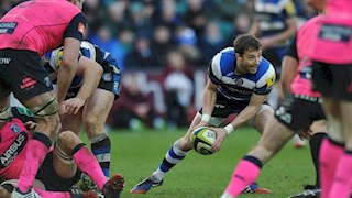 Roberts to leave Bath Rugby for Ospreys