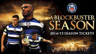Record season ticket sales for Blockbuster 2014/15