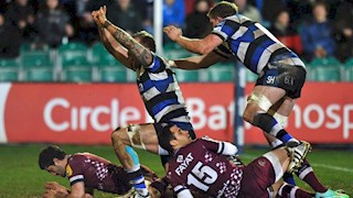 Bath Rugby extend partnership with CircleBath
