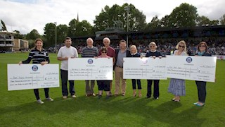 Bath Rugby raises over £12,700 for local charities