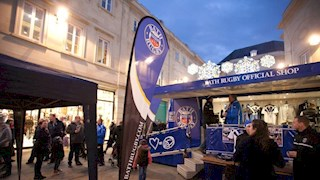 Bath Rugby at SouthGate