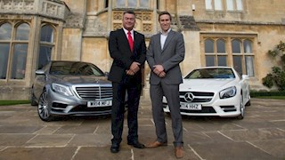 Mercedes-Benz conversion for Bath Rugby