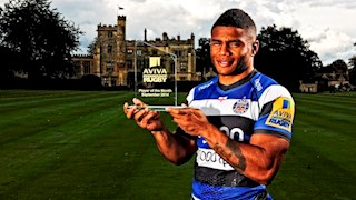 Kyle Eastmond named Aviva Player of the Month