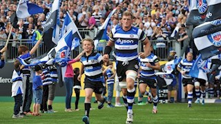 Be the Bath Rugby mascot at the Toulouse game!