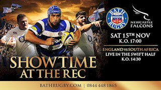 Watch Club and Country in action at the Rec next weekend