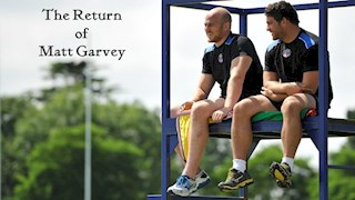 The Return of Matt Garvey