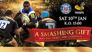 Limited tickets remain for Wasps match