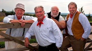 Watch The Wurzels live at the Rec this Saturday