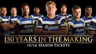 2015/16 Season Tickets available to renew online now!