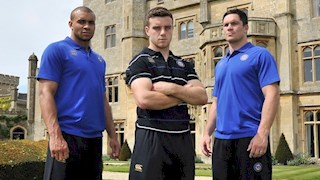 Canterbury announced as new kit supplier to Bath Rugby