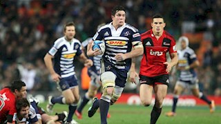 Francois Louw selected for South Africa World Cup squad