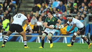 Louw on bench for Springboks