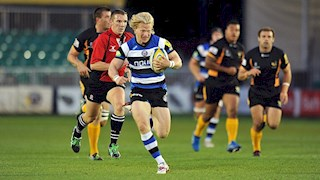 Biggs to join Worcester Warriors