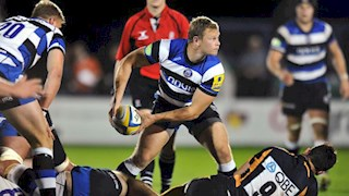 Cook commits to Bath Rugby