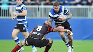 Caldwell moves on from Bath Rugby