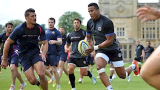 Rugby codes collide at Bath Rugby and Wigan Warriors training camp