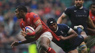 Roko answers Army's call at Twickenham