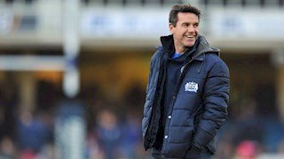 Mike Ford 'delighted' with England call-ups