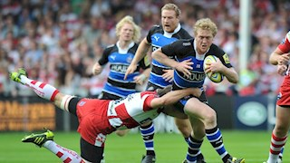 Bath Rugby stumble at Kingsholm
