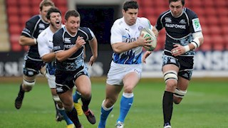 Bath Rugby take losing bonus point from Firhill