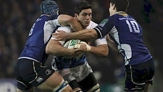 Bath Rugby undone by European Champions